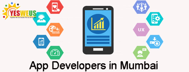 App Developers in Mumbai at www.yesweus.in