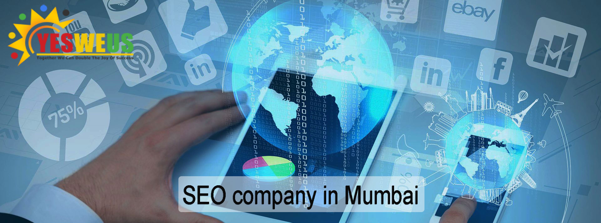 www.yesweus.in Popular SEO Company in Mumbai