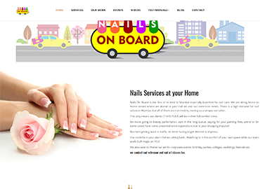 Nails on Board